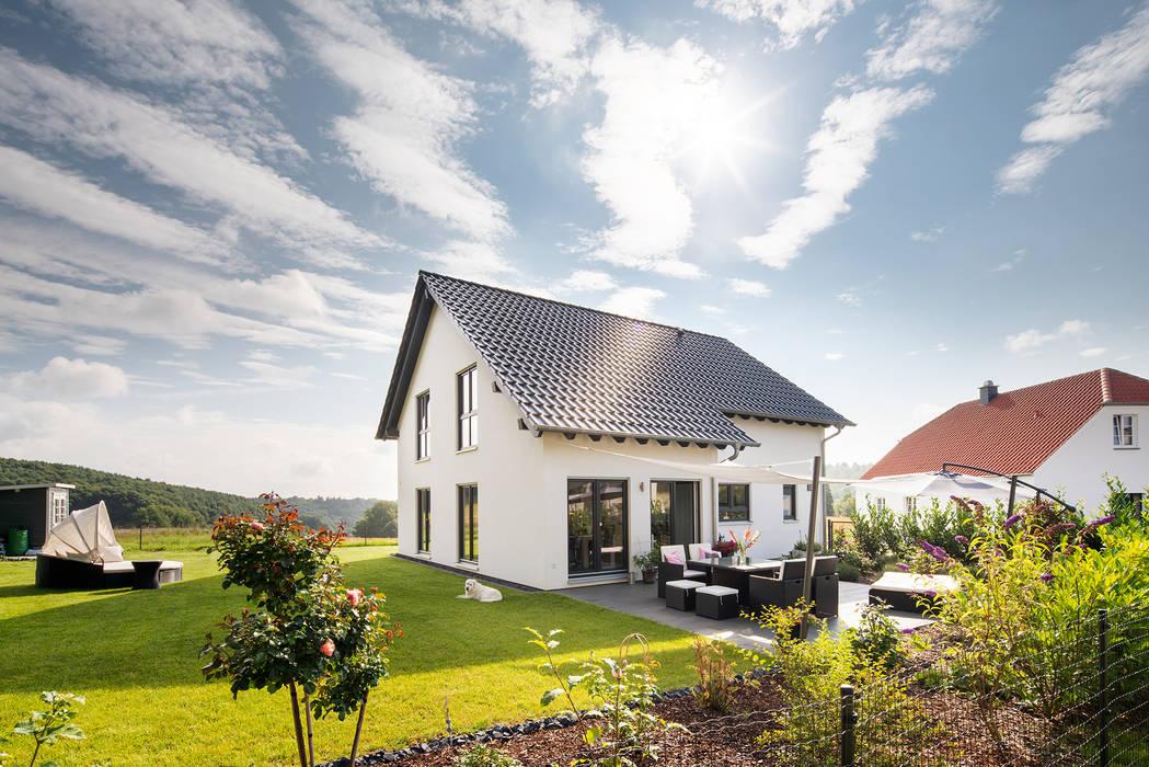 NEO 311 - Ein Zuhause wie eine Insel von FingerHaus GmbH - Bauunternehmen in Frankenberg (Eder) Klassisch