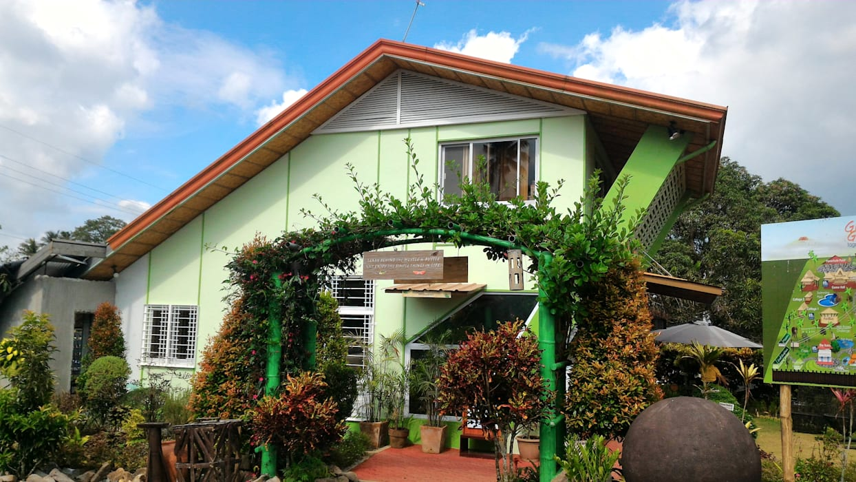 by KDA Design + Architecture Tropical