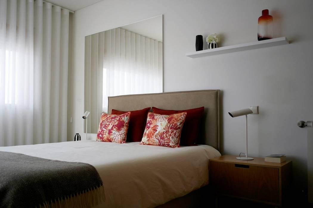 Dormitorios de estilo  por Ci interior decor, Moderno