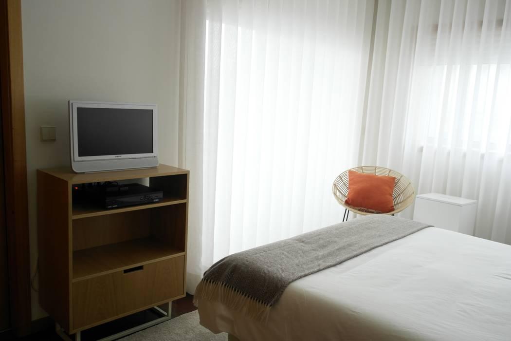Suite Particular: Quartos  por Ci interior decor,Moderno
