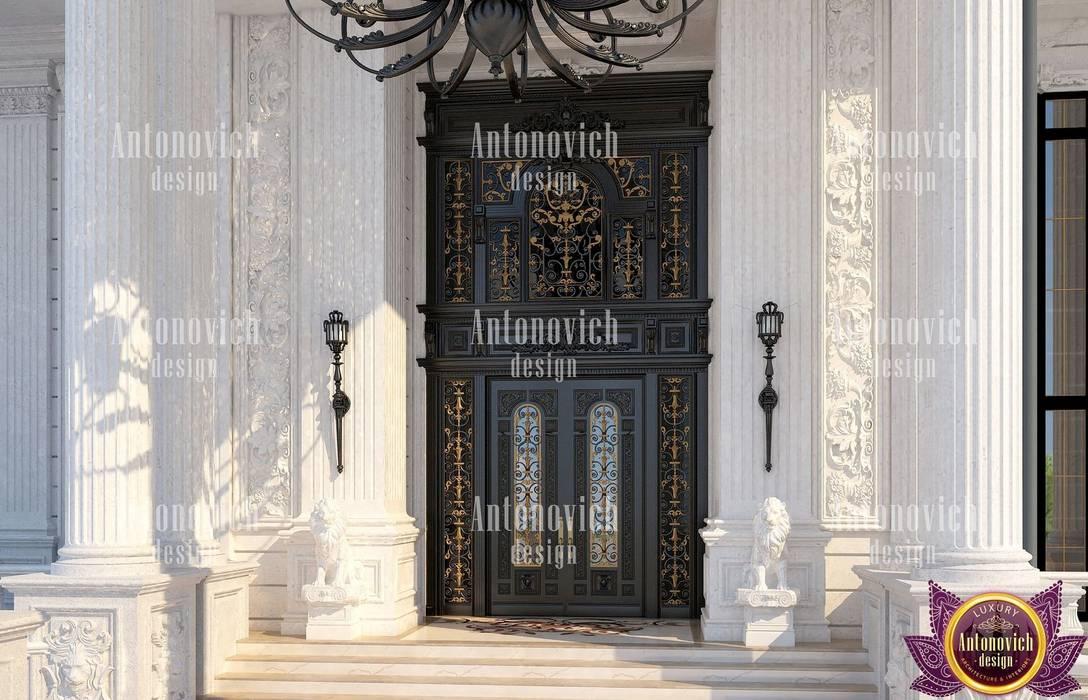 Casas de estilo clásico de Luxury Antonovich Design Clásico