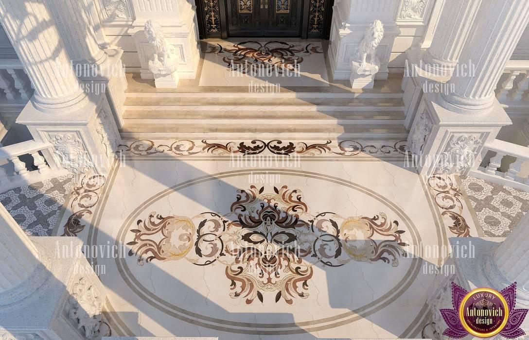 Casas de estilo  de Luxury Antonovich Design, Clásico