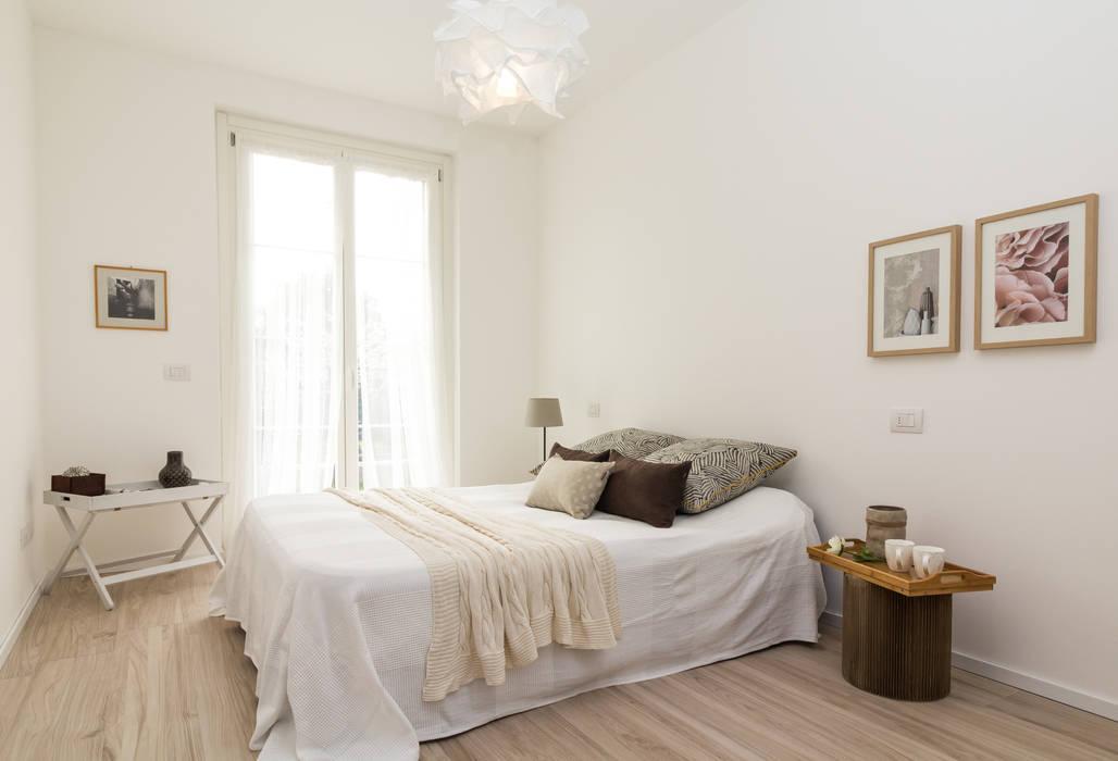 Dormitorios de estilo moderno de Boite Maison Moderno