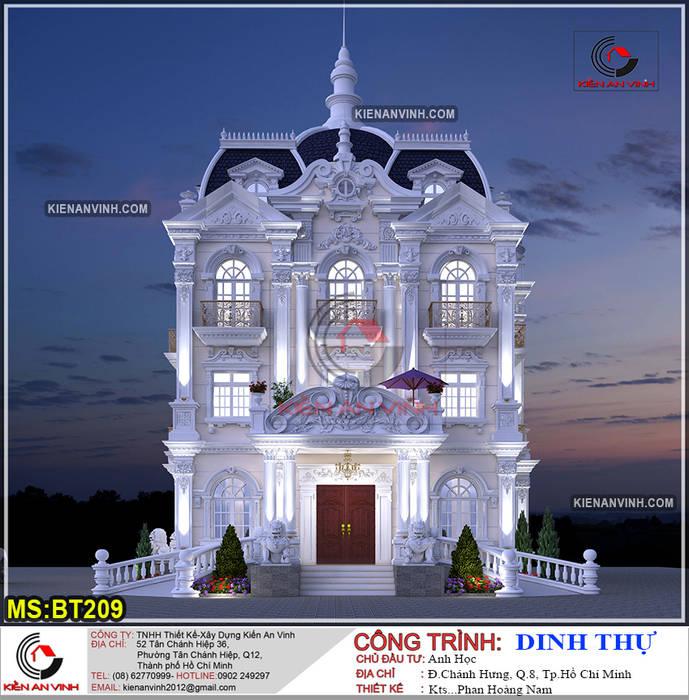 Kiến An Vinh Maisons classiques