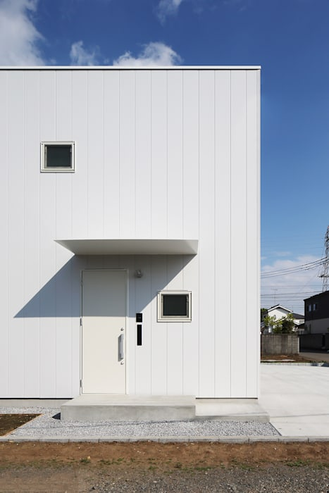 *studio LOOP 建築設計事務所 Будинки