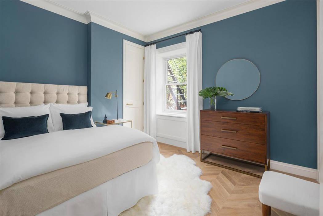 Проект апартаменты Мэдиссон : Спальни в . Автор – VADIM MALTSEV DESIGN&DECOR | FURNITURE,