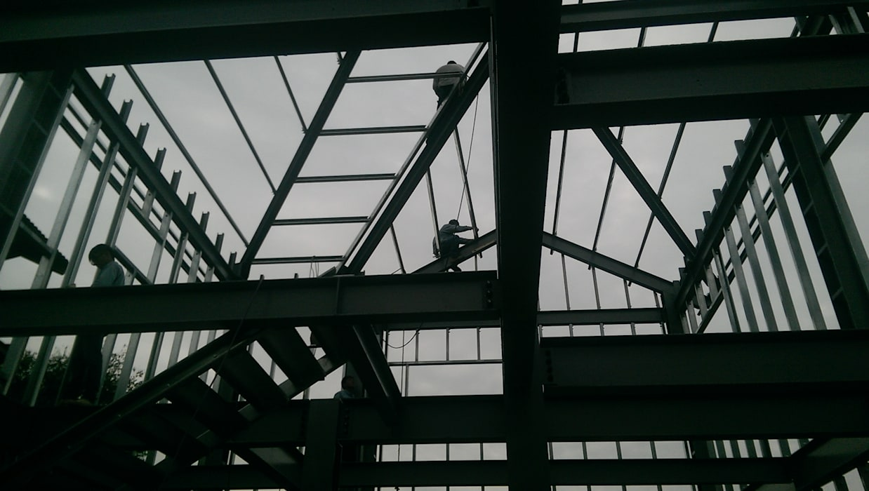 鋼構木屋 根據 安居屋有限公司 田園風