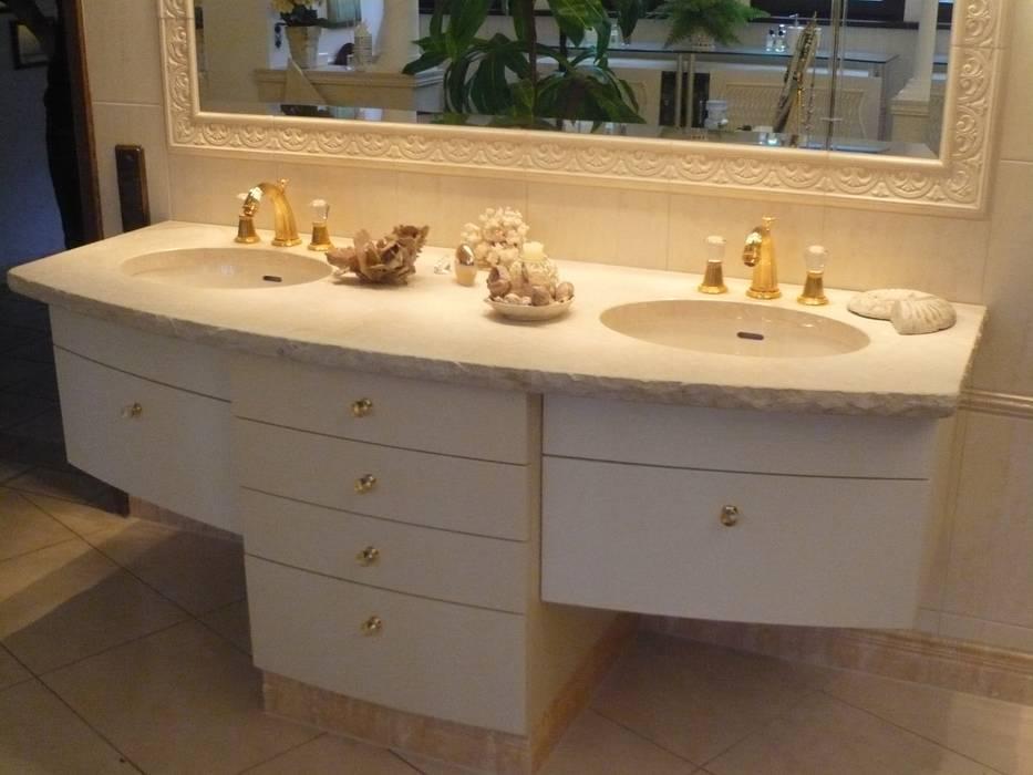 Waschtische aus marmor und granit: badezimmer von ...