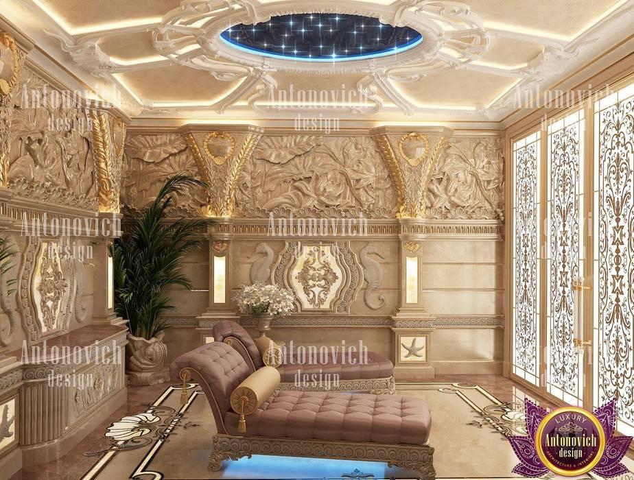 Kitchen Design Usa By Katrina Antonovich: Spa Interior Design By Katrina Antonovich: Spa By Luxury
