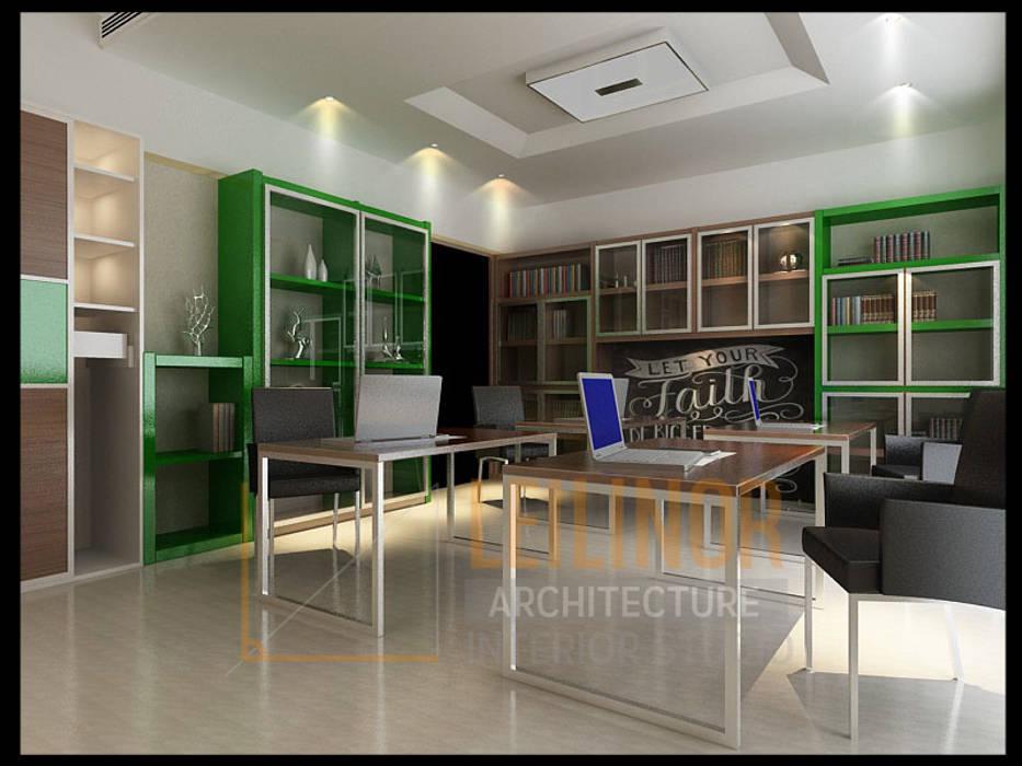 Pesantren Sidogiri: Gedung perkantoran oleh CV Leilinor Architect, Industrial
