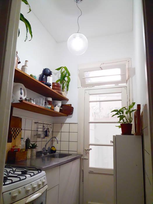 Despues de La Cocina: Cocinas a medida  de estilo  por OOST / Sabrina Gillio