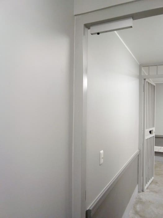 Remodelacion SBA Chiguayante de Aedo Arquitectos & Design Moderno Concreto