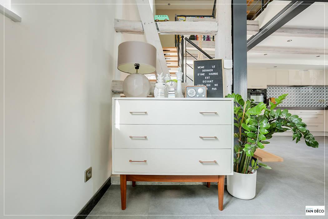 Maison Alsacienne Salle A Manger De Style Par Studio Fan Deco Homify