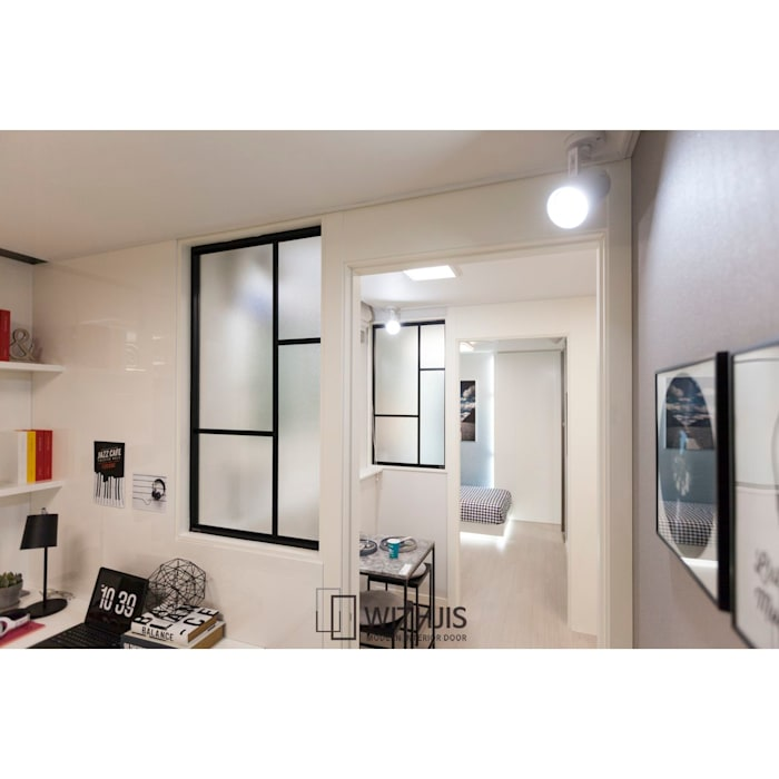 WITHJIS(위드지스) Modern style doors