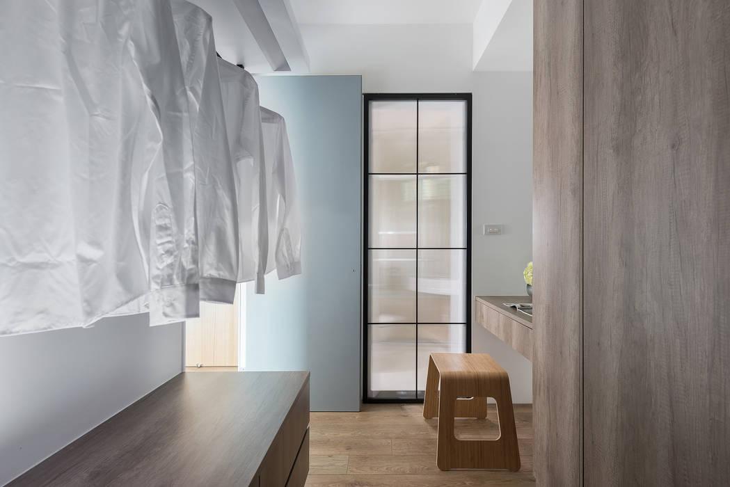 Dressing room by 知域設計