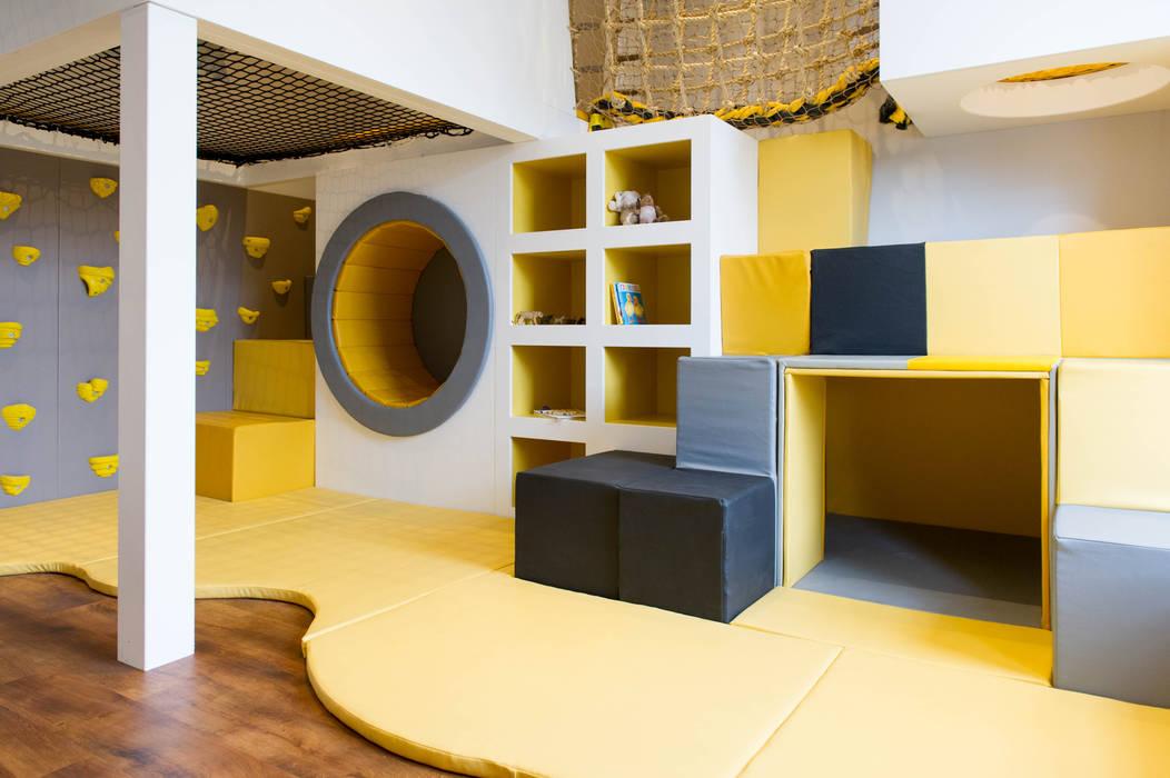 غرفة الاطفال تنفيذ Tigerplay at Home
