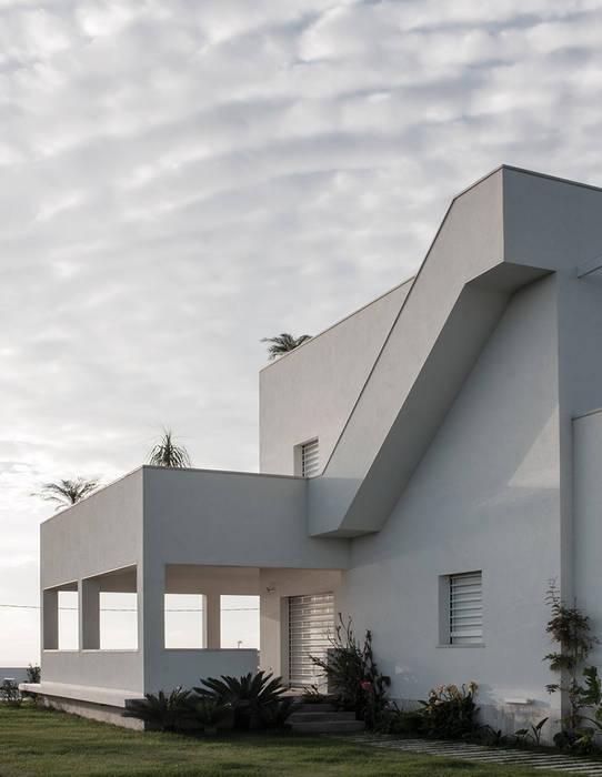 Scala esterna: Villa in stile  di manuarino architettura design comunicazione