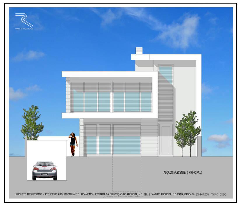 Roquete Arquitectos Rumah Modern