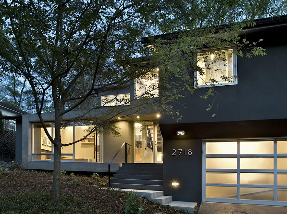 Arlington Residence Modern Houses by KUBE architecture Modern