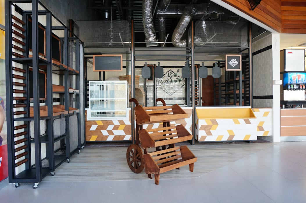 Diseño Interior Cafeterías Mobiliario Para Cafetería