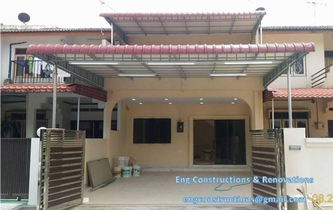 Oleh Sam Contractors Ipoh Asia Aluminium/Seng