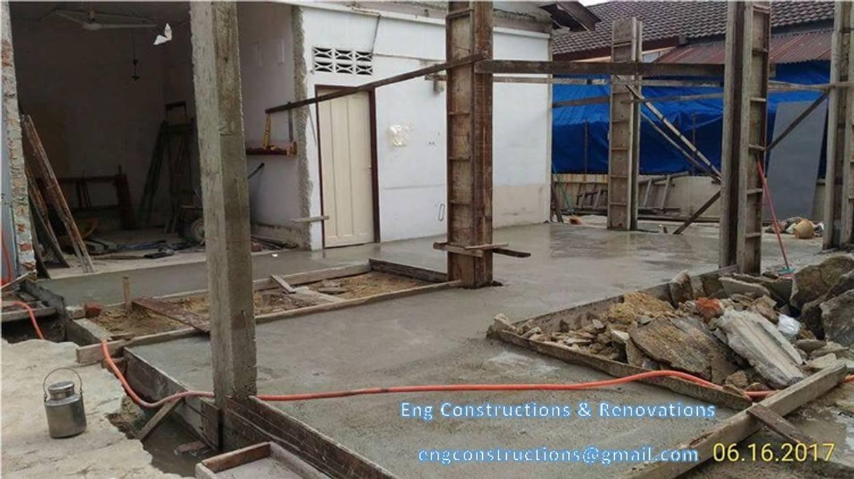 by Sam Contractors Ipoh Asian Concrete