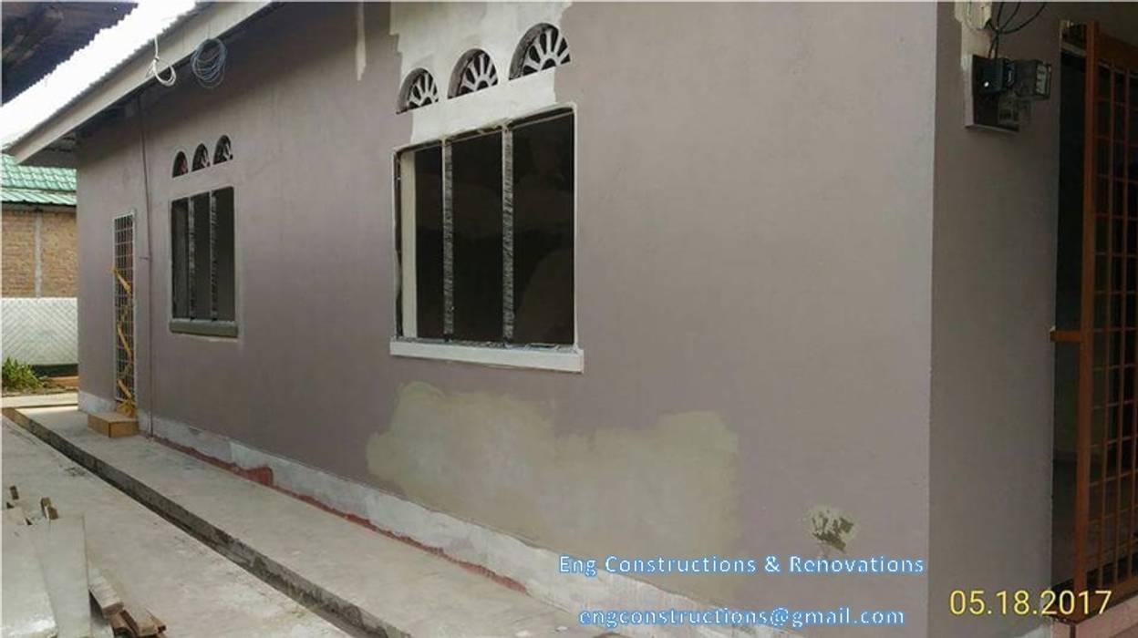 Balkon, Beranda & Teras Gaya Asia Oleh Sam Contractors Ipoh Asia