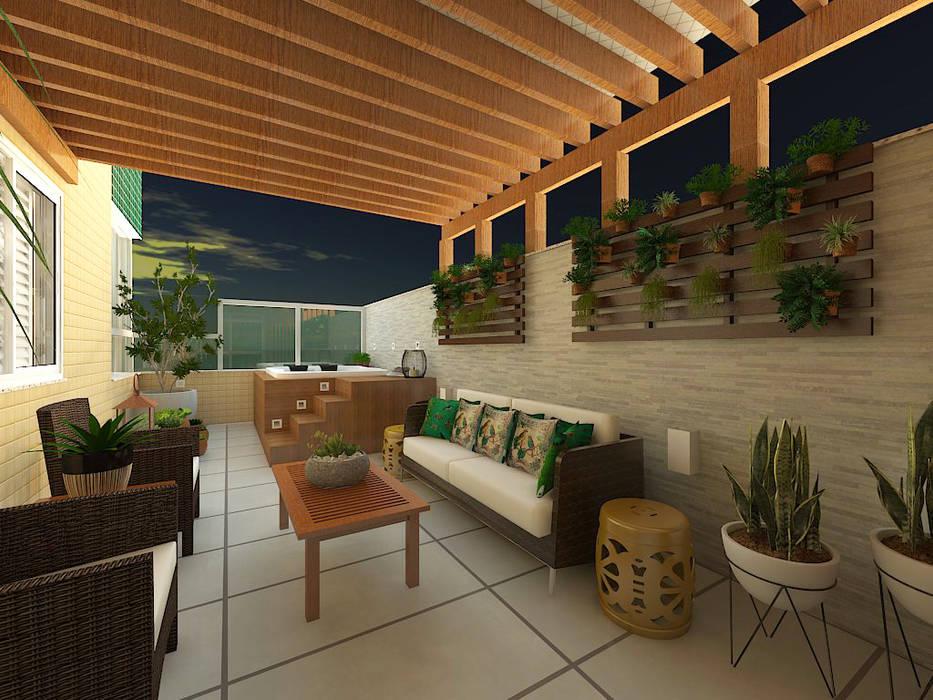Spa by Bianca Goulart Design,