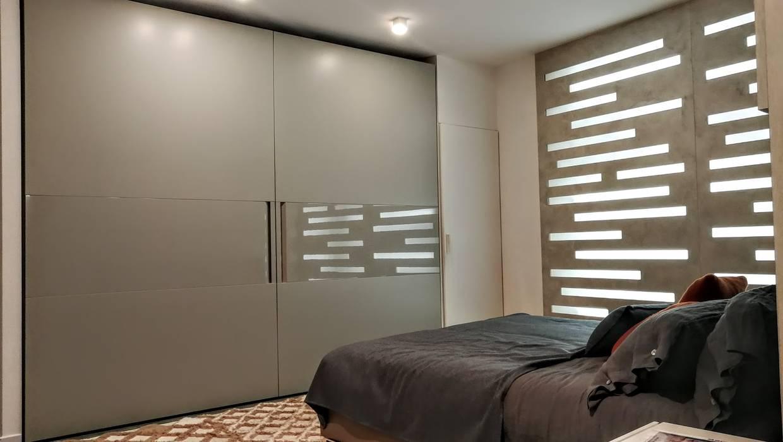 Illuminazione camera da letto di formarredo due design 1967 ...