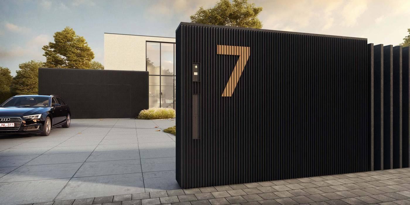 Linarte:  Houses by Atria Designs Inc.