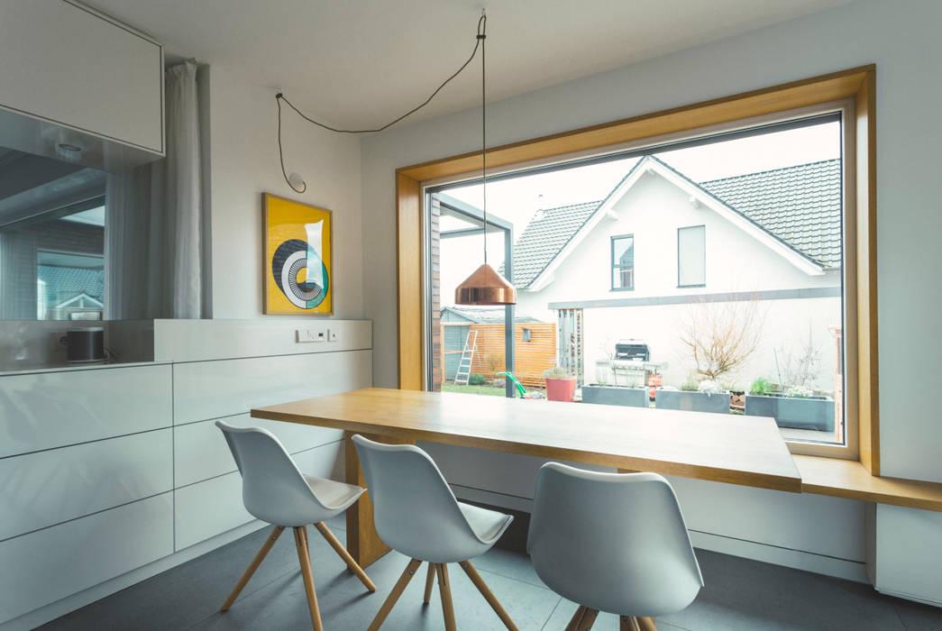 Essplatz in der küche von klocke möbelwerkstätte gmbh modern ...