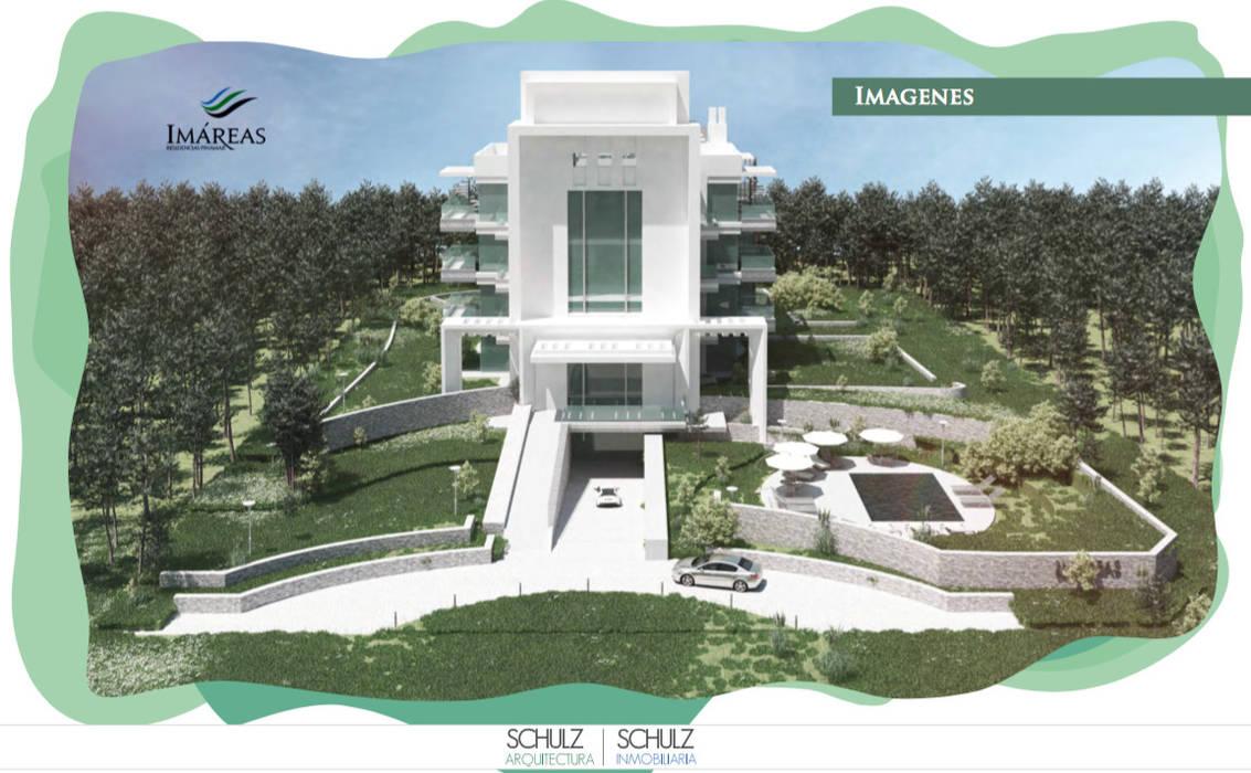 Imáreas: Hoteles de estilo  por Estudio Schulz