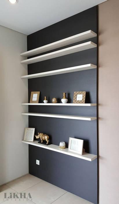 modern  by Likha Interior, Modern Plywood