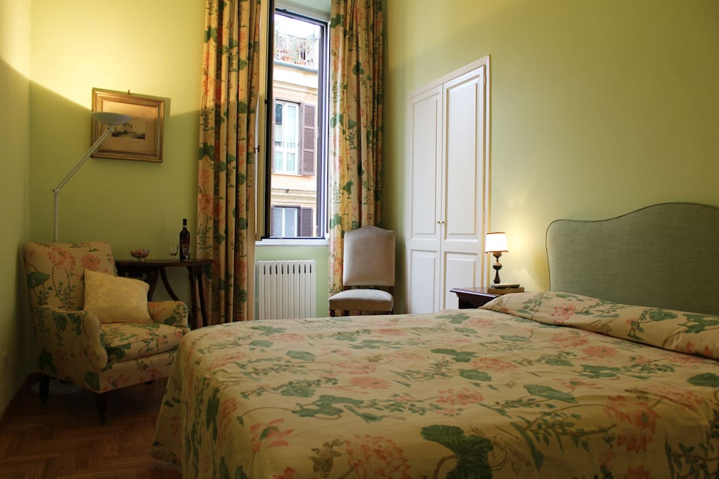 Dormitorios de estilo  por Grippo + Murzi Architetti, Clásico