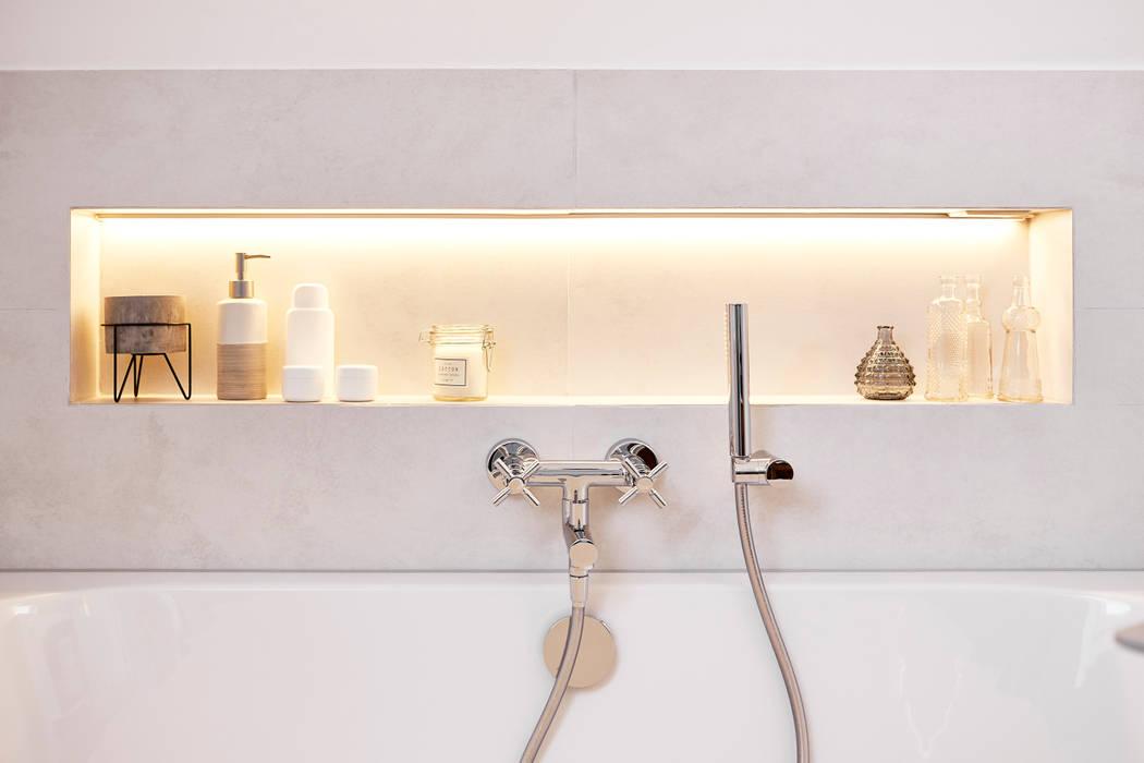 Banovo GmbH 컨트리스타일 욕실 세라믹 화이트
