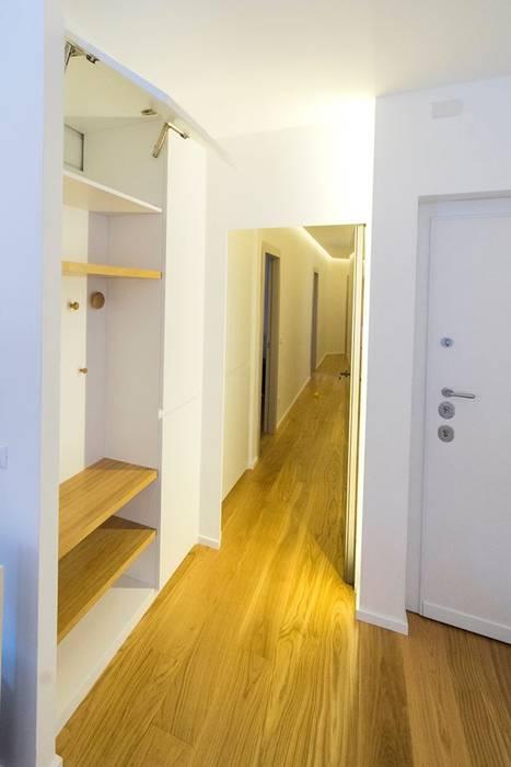 Armadi su misura ingresso e corridoio ingresso, corridoio ...