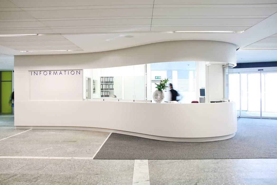 Landshuter Krankenhaus Moderne Krankenhäuser von VARICOR Modern