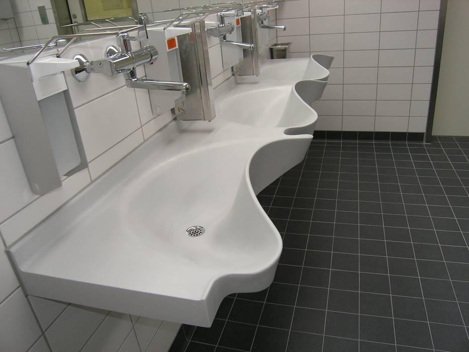 Städtisches Klinikum Dresden Moderne Krankenhäuser von VARICOR Modern