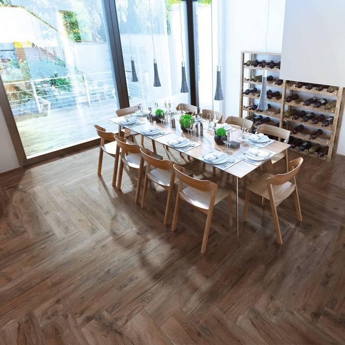 Piastrelle tipo legno serie Fedra di WEBTILES CERAMICHE Moderno Ceramica