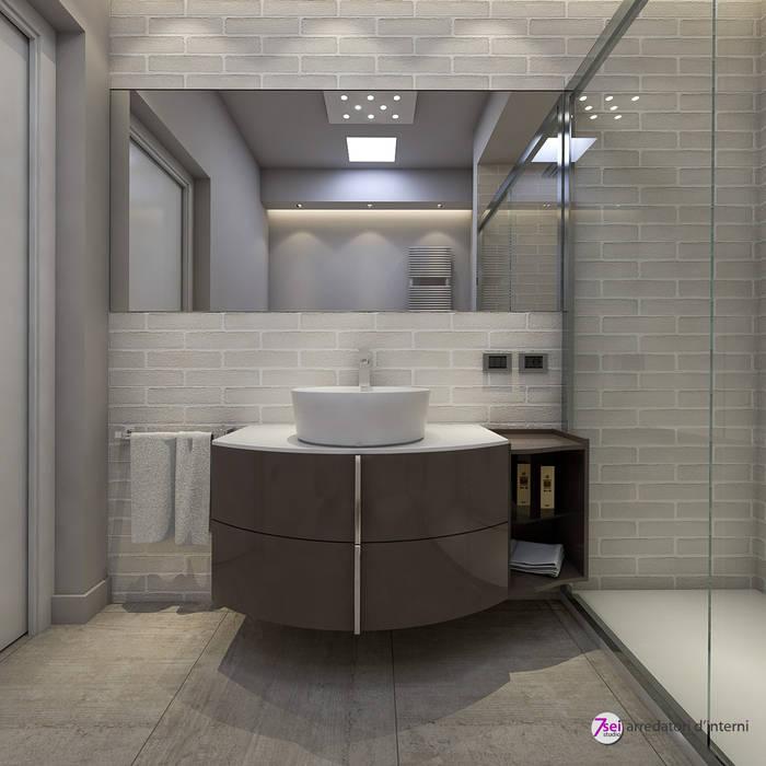 Bagno: Bagno in stile  di Studio 7sei