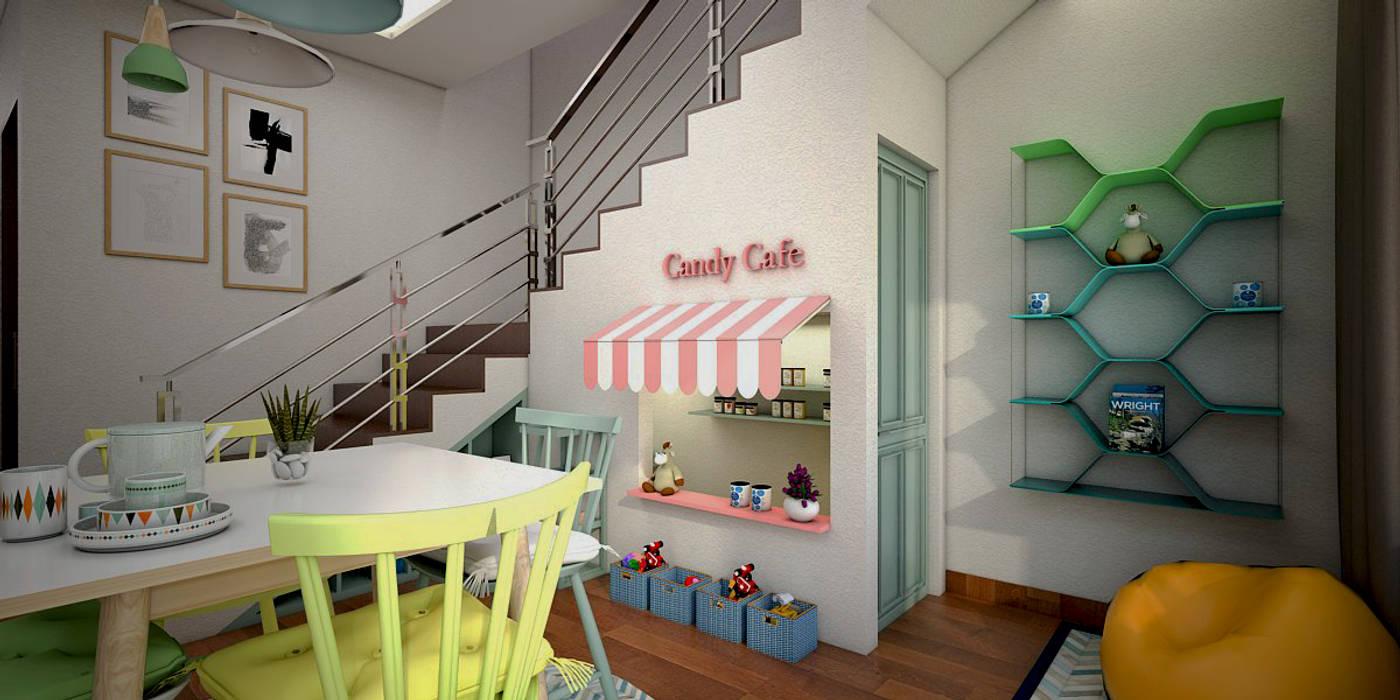 Area Bermain Anak Vivame Design