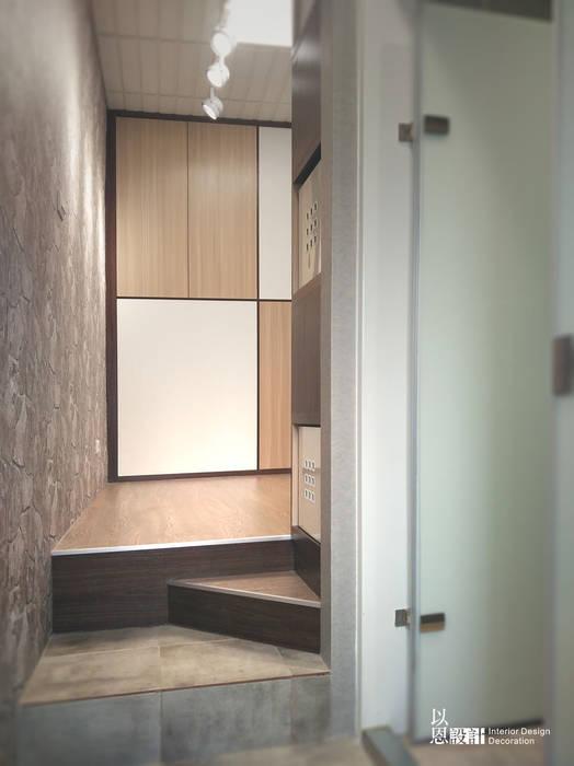 往架高木地板區:  地板 by 以恩設計