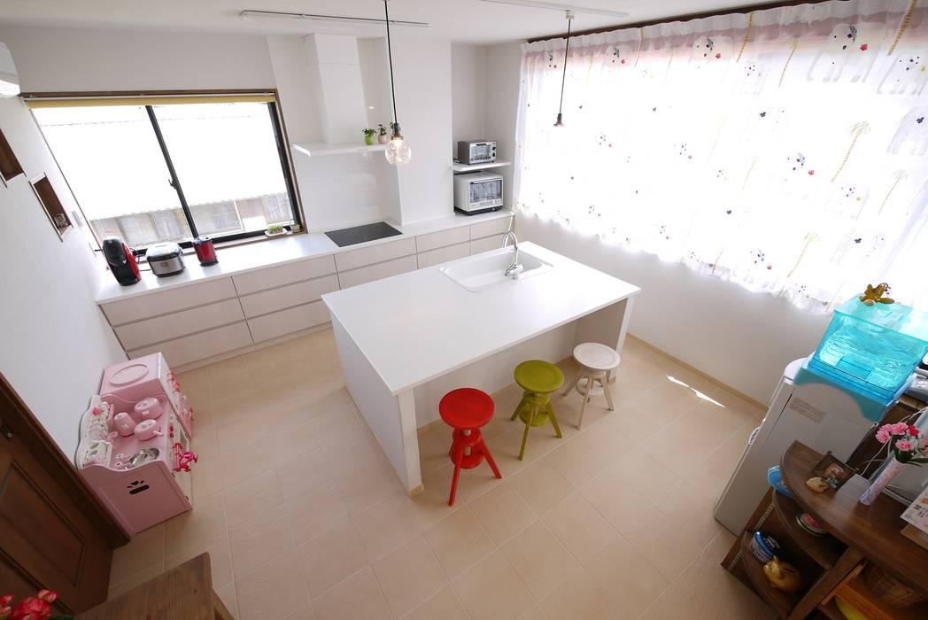 みゆう設計室 Kitchen
