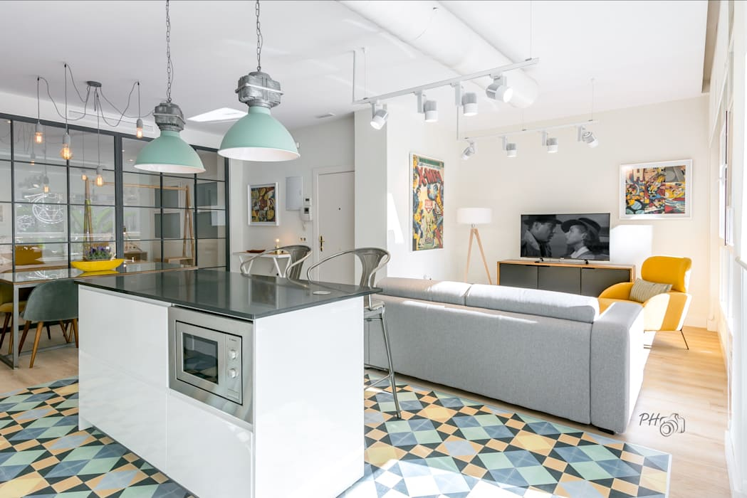 廚房 by Hansen Properties,
