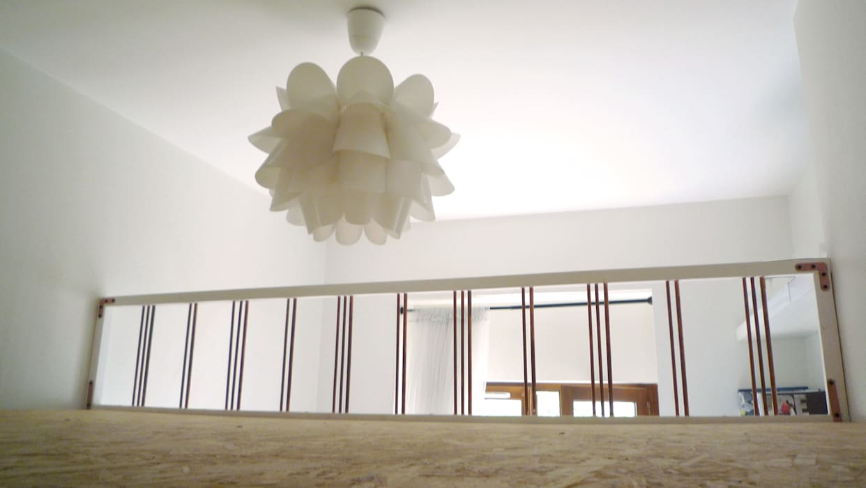 Bureau mezzanine chambre de style par topology homify