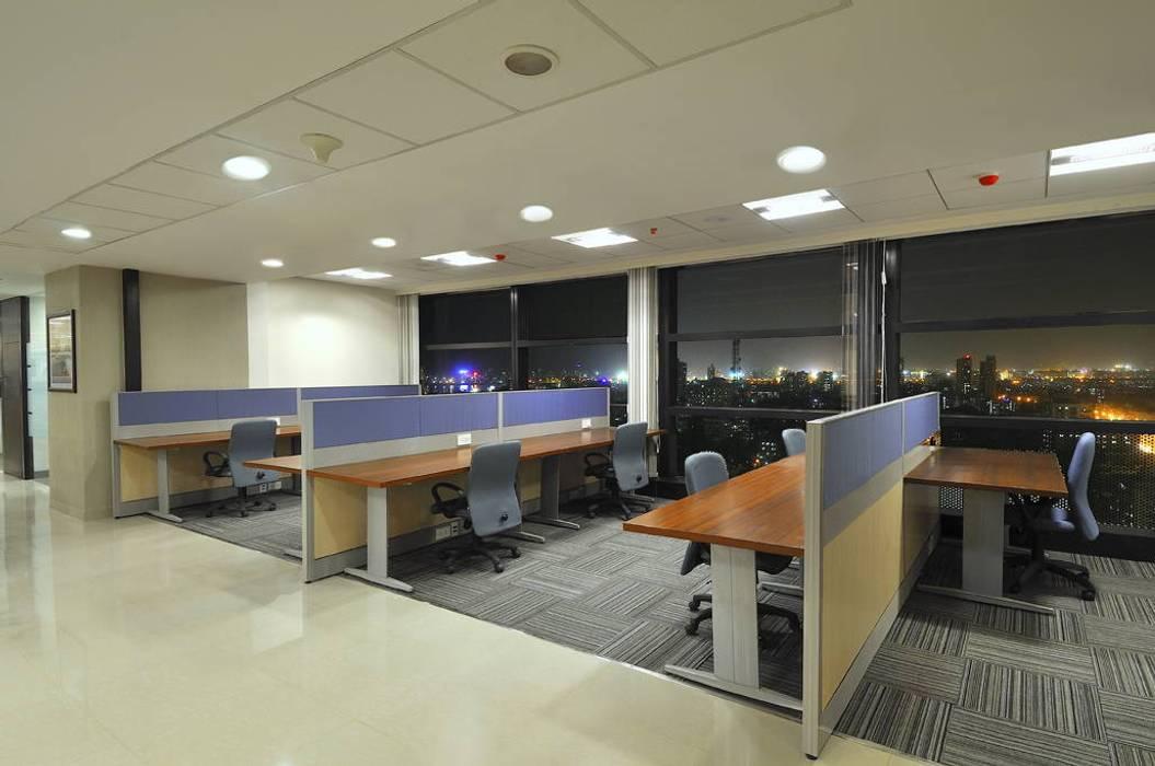 ARCIL Modern study/office by smstudio Modern