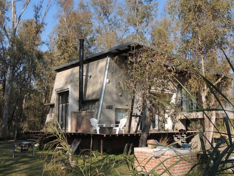 Casa A&P - Vista 6 de Módulo 3 arquitectura Moderno