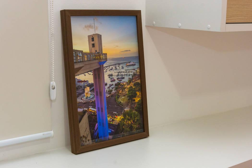 Destaque para a foto do Elevador Lacerda por Joana Rezende Arquitetura e Arte Moderno