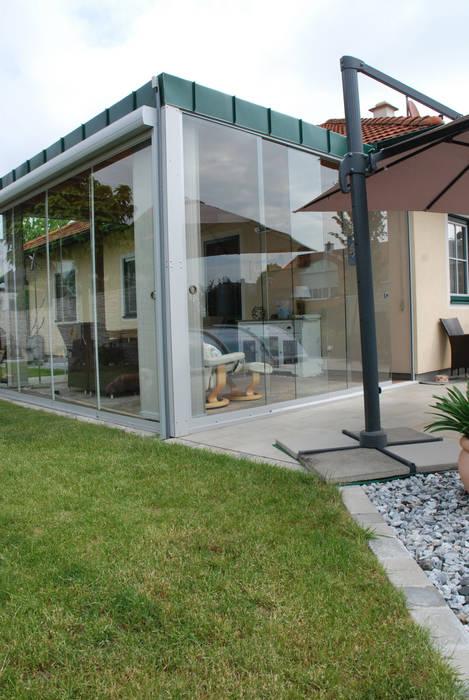 wintergarten anbau mit glas wintergarten von schmidinger winterg rten fenster verglasungen. Black Bedroom Furniture Sets. Home Design Ideas