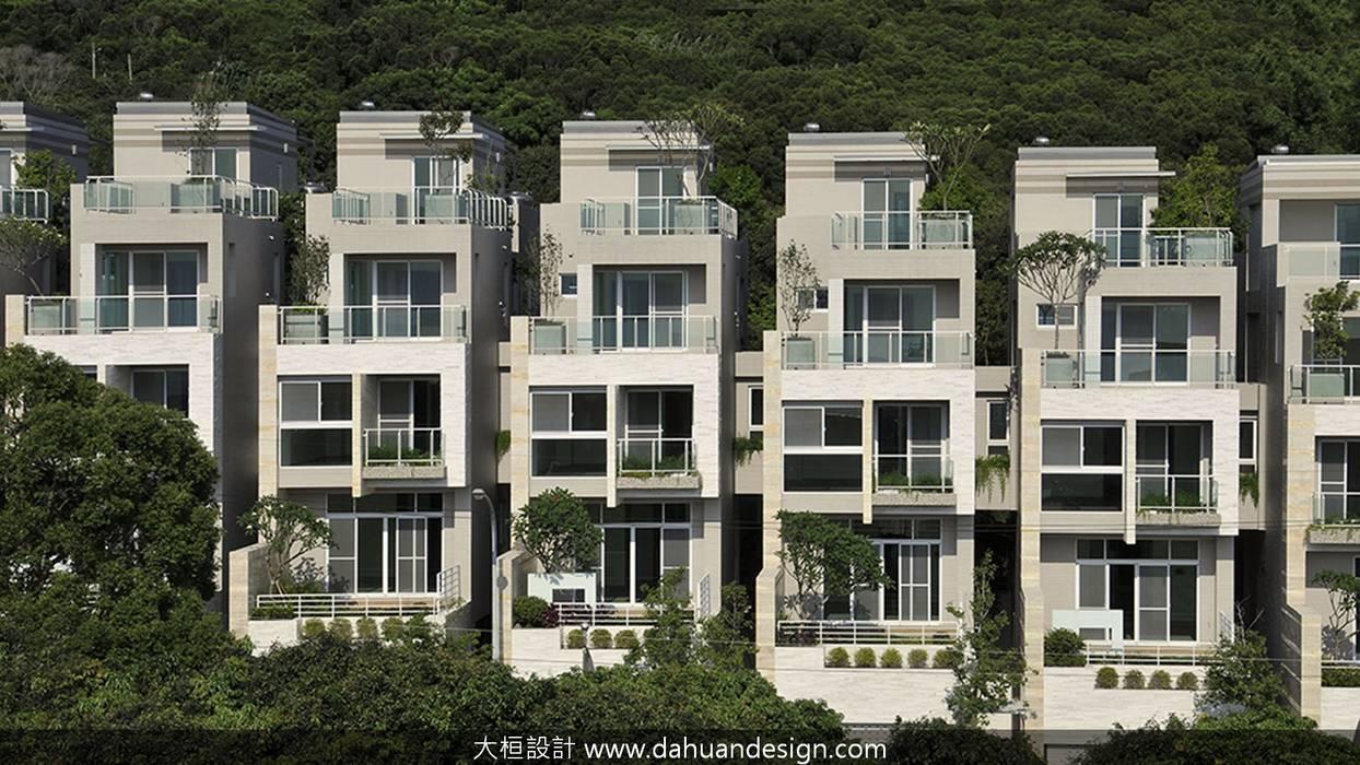 大桓設計-建築設計-極上之墅:  別墅 by 大桓設計顧問有限公司